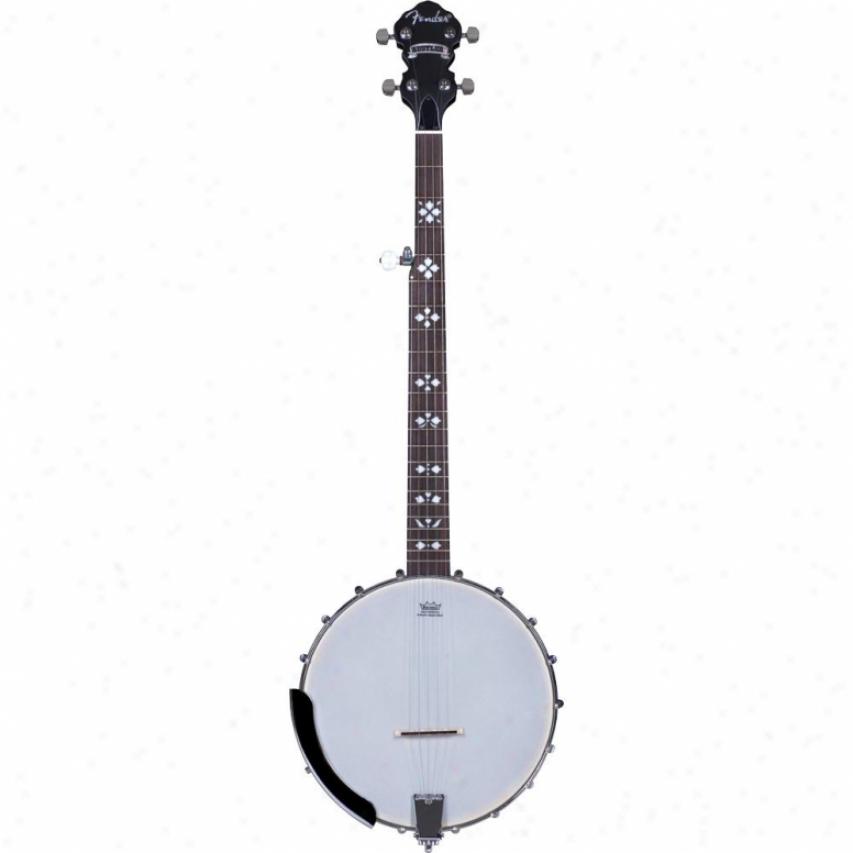 Fender® Rustler 5-string Banjo - Nayural
