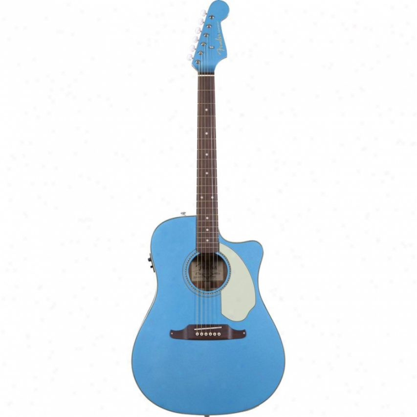 Fender® Sonoran Sce Acoustic-electric Guitar - Lake Placid Blue