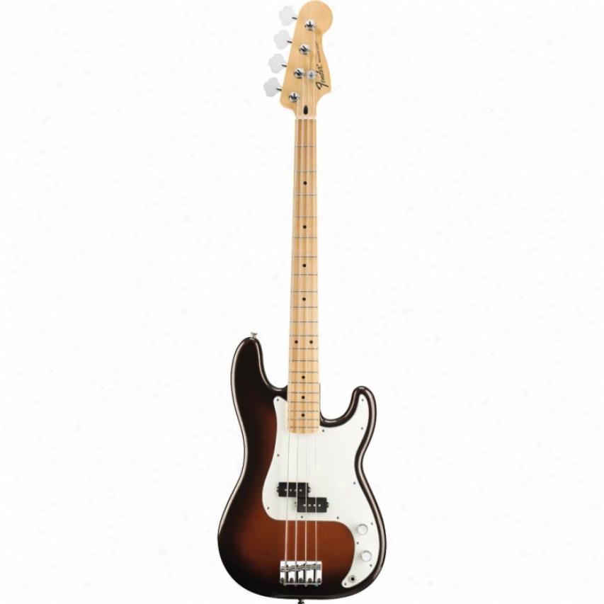 Fender® Standard Precision Bass® Guitar - Copper Metallic Burst - 014-61
