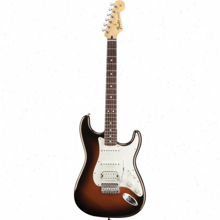 Fender® Standard Stratocaster® Hss Guitar - Co0per Metallic Burst