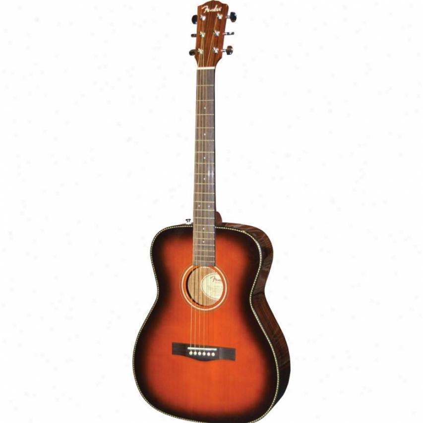 Fender(open Box® 094-1461-032 Cf-140s Fsr Acoustic Guitar - Sunburst