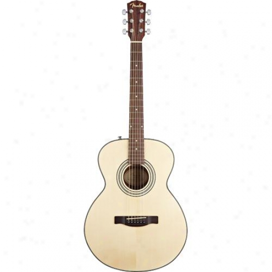 Fender(open Box® 095-0870-021 Fa-125s Folk Style Acoustic Guitar Pack