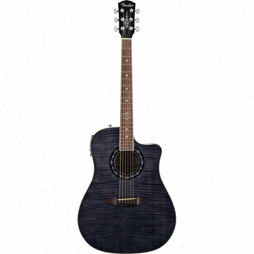 Fender(open Box&am;;reg; 096-8005-006 300 Ce T-bucket™ Dreadnought Acoustic Ele