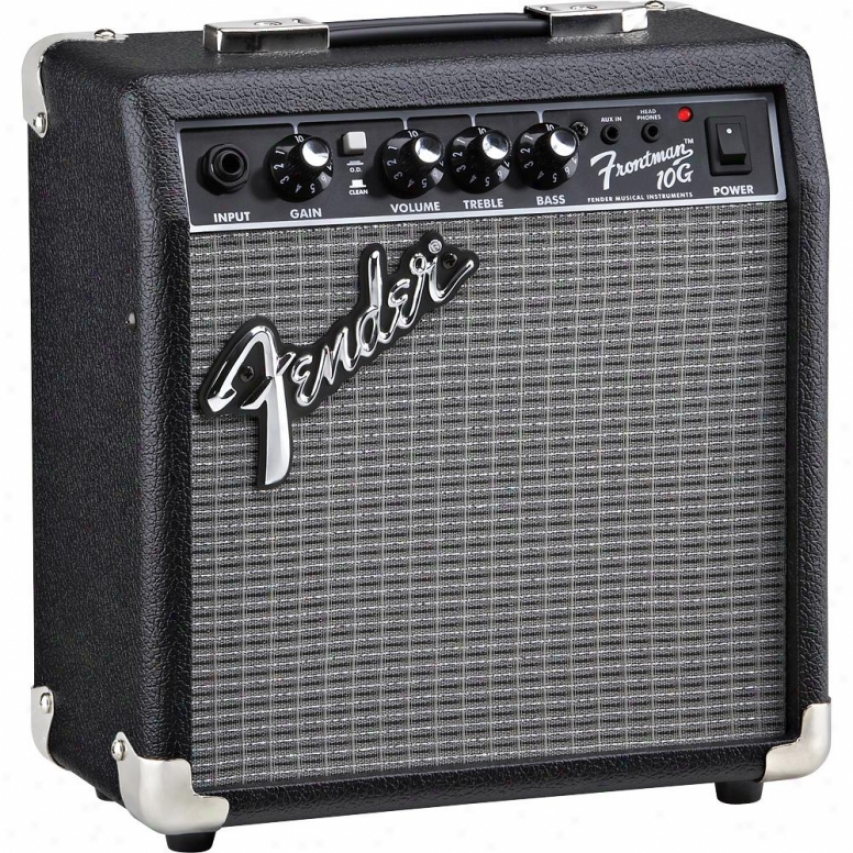 Fdnder(open Box® Frontman? 10g 10w Guitar Combo Amp 231100000