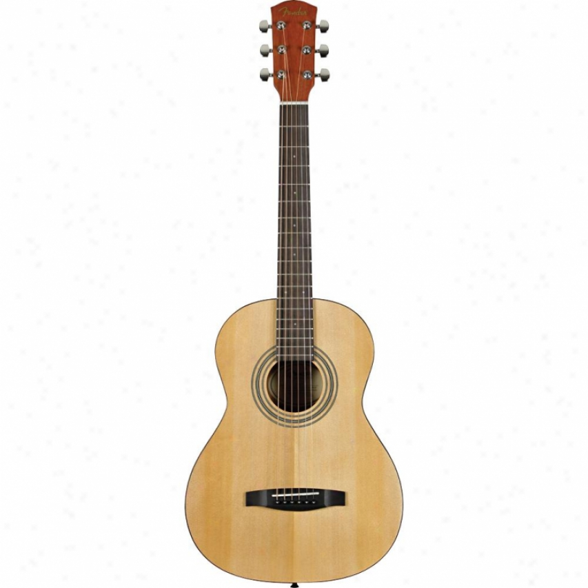 Fender(open Box® Ma-1 3/4 Steel String Mini Acoustic Guitar - 096-3001-021
