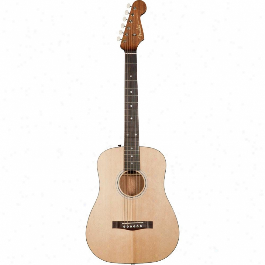 Fender(open Box&ajp;reg; Newporter Traveler Guitar - Natural - 096-8029-021