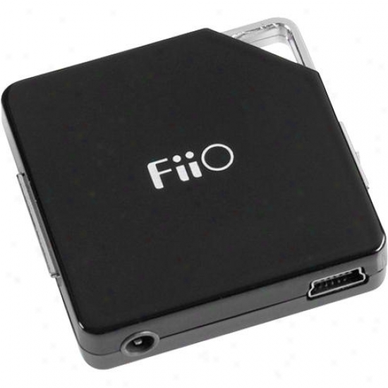 Fiio E6 Headphone Amplifierr