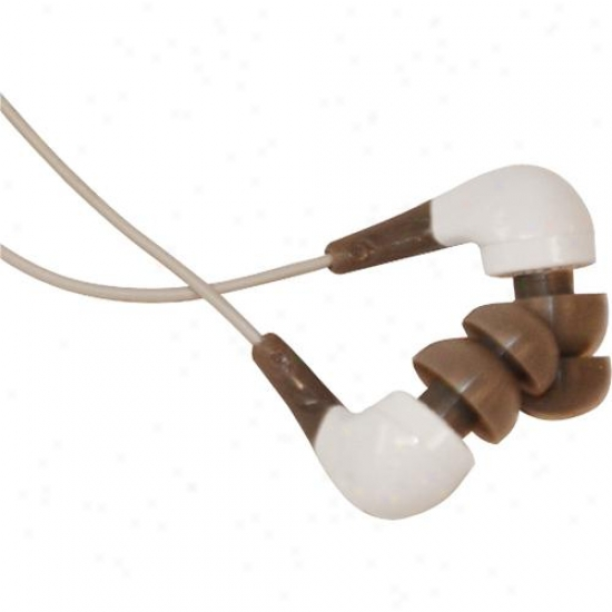 Future Sonics Atrio X Earphones - White - 500-031