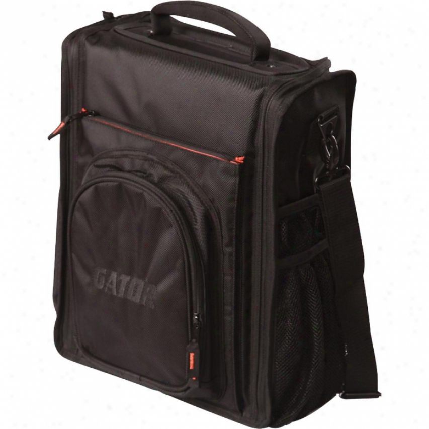 G-club Bag For Small Cd Players And 10&quot ;Mixers - Black