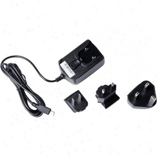 Garmin 0101072312 Ac Charger With International Adapters