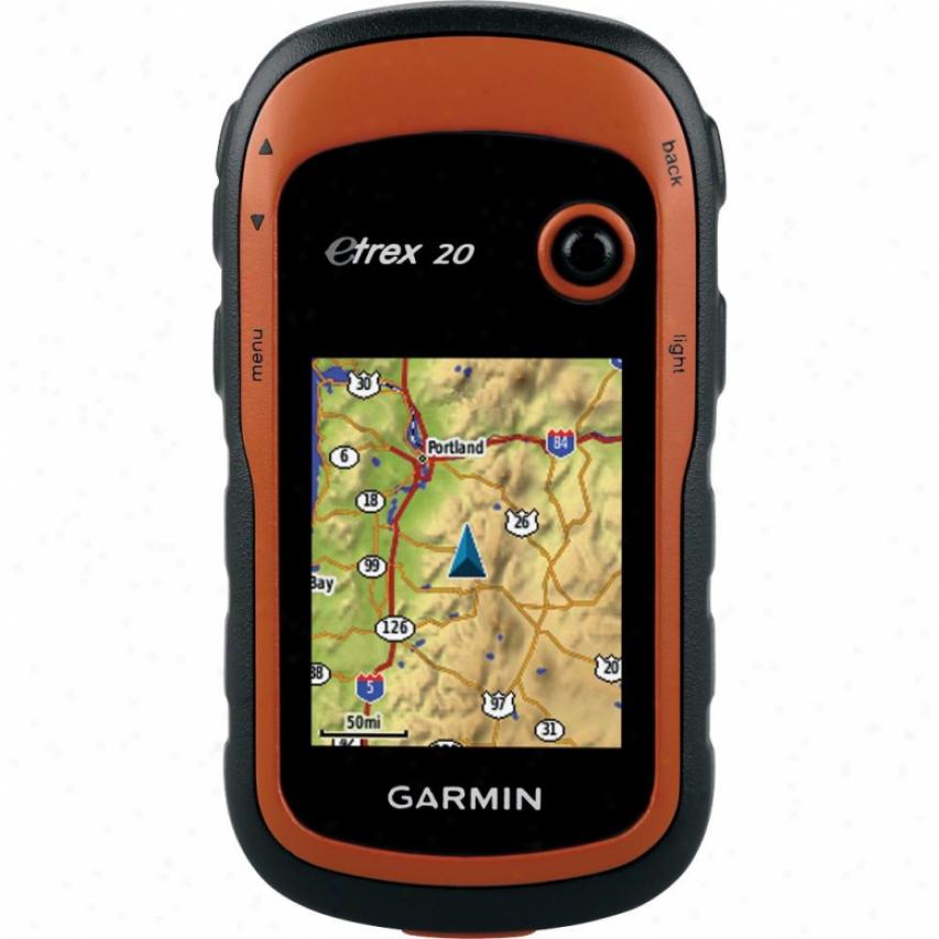 Garmin Etrex-20 Hand-held Gps Device