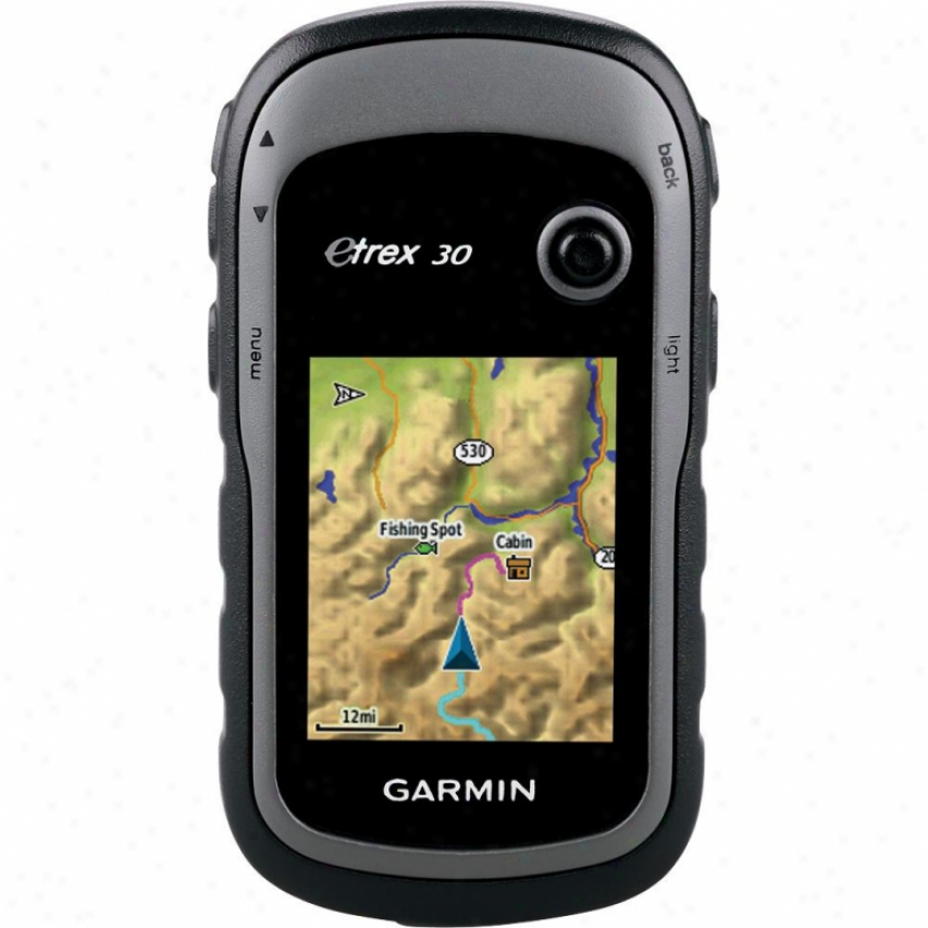 Garmin Etrex 30 Handheld Gps Device