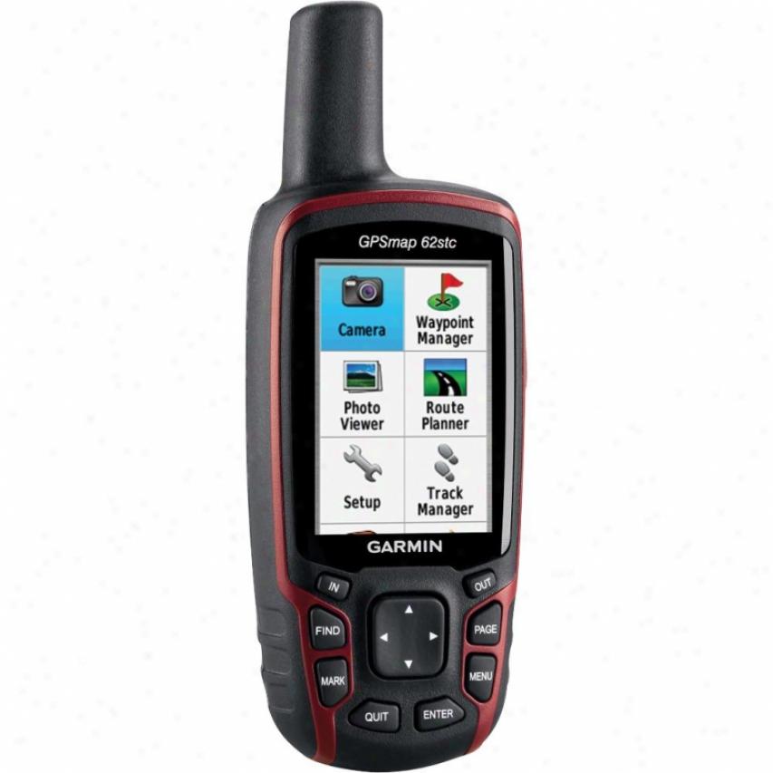 Garmin Gpsmap 62stc Handheld Naviga