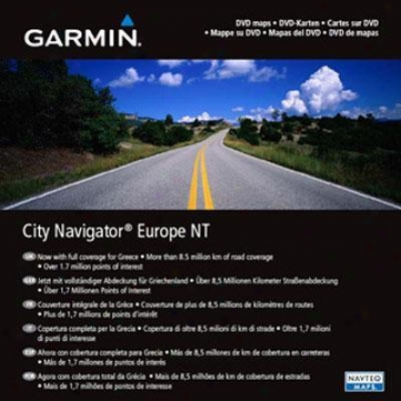 Garrmin Navigator Nt For Europe