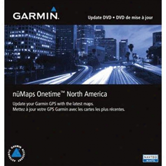 Garmin Numaps Onetime North America