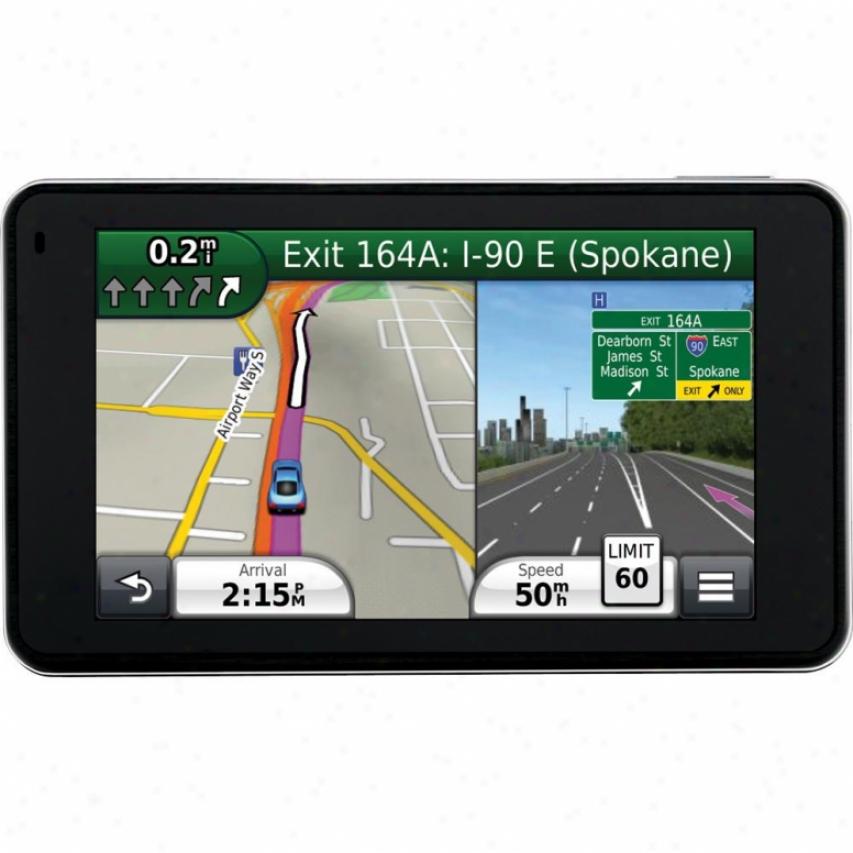 "Garmin Nuvi 3450 4.3"" Ultra Slim Multi-touch Gps Navigator"