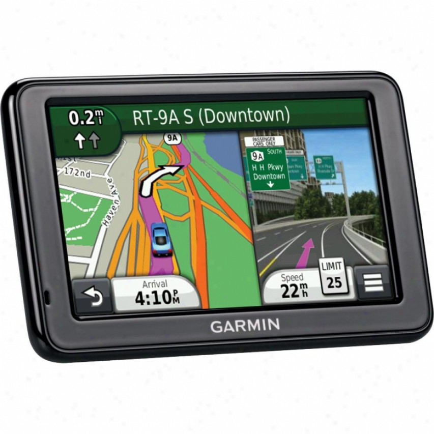 "Garmin N?vi 2495lmt 4.3"" Gps Navigator With Lifetime Maps & Trade Updates"