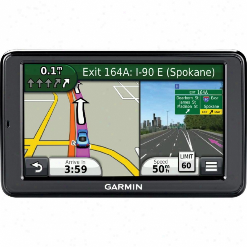 "Garmin N?vi 2595lmt 5"" Gps Navigator Upon Li fetime Maps & Traffic Updates"