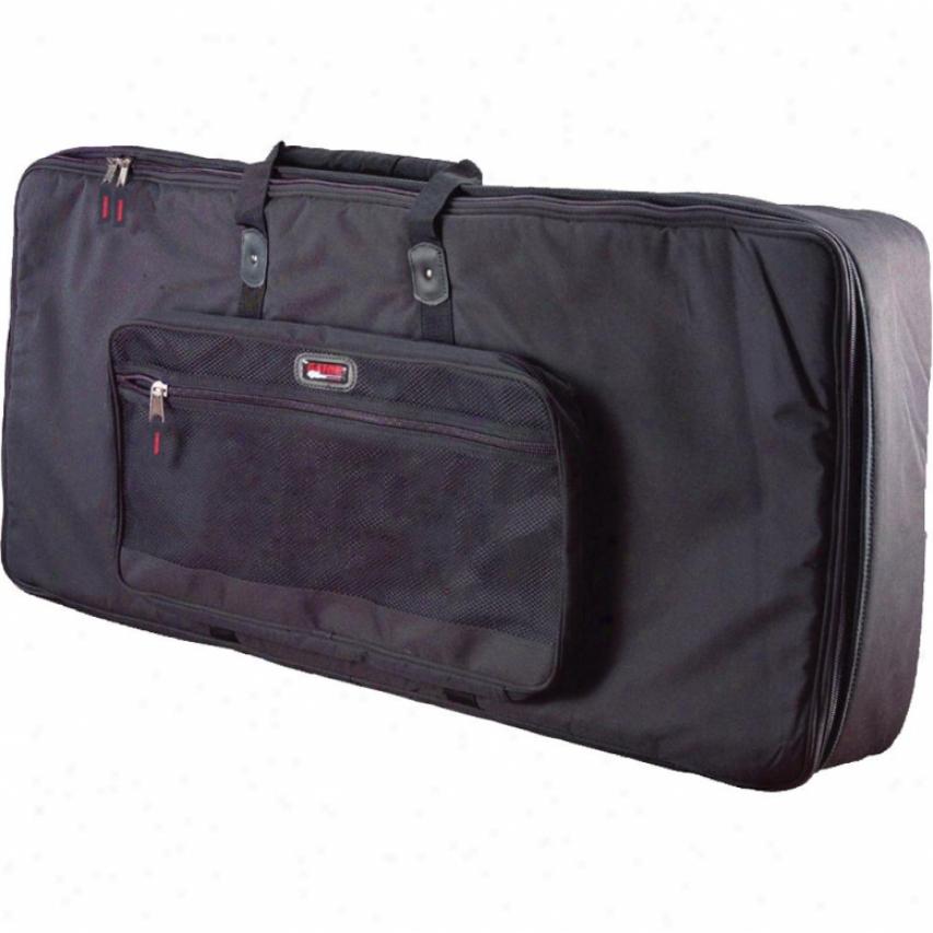 Gator Cases 88-note Keyboard Gig Bag - Dismal - Gkb-88 Xl