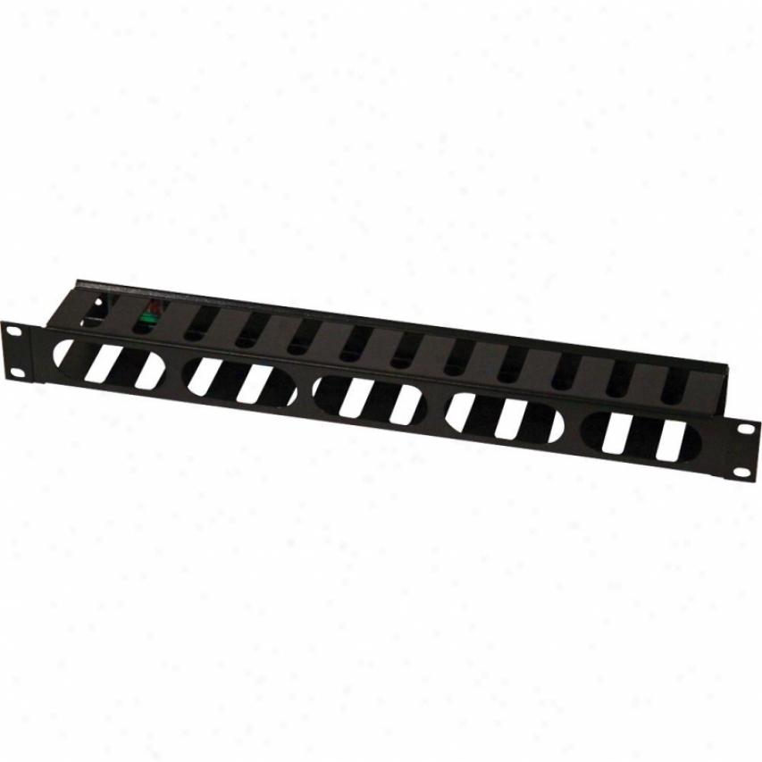 Gator Cases Cable Management With Cap 2u Cblmngwc2u