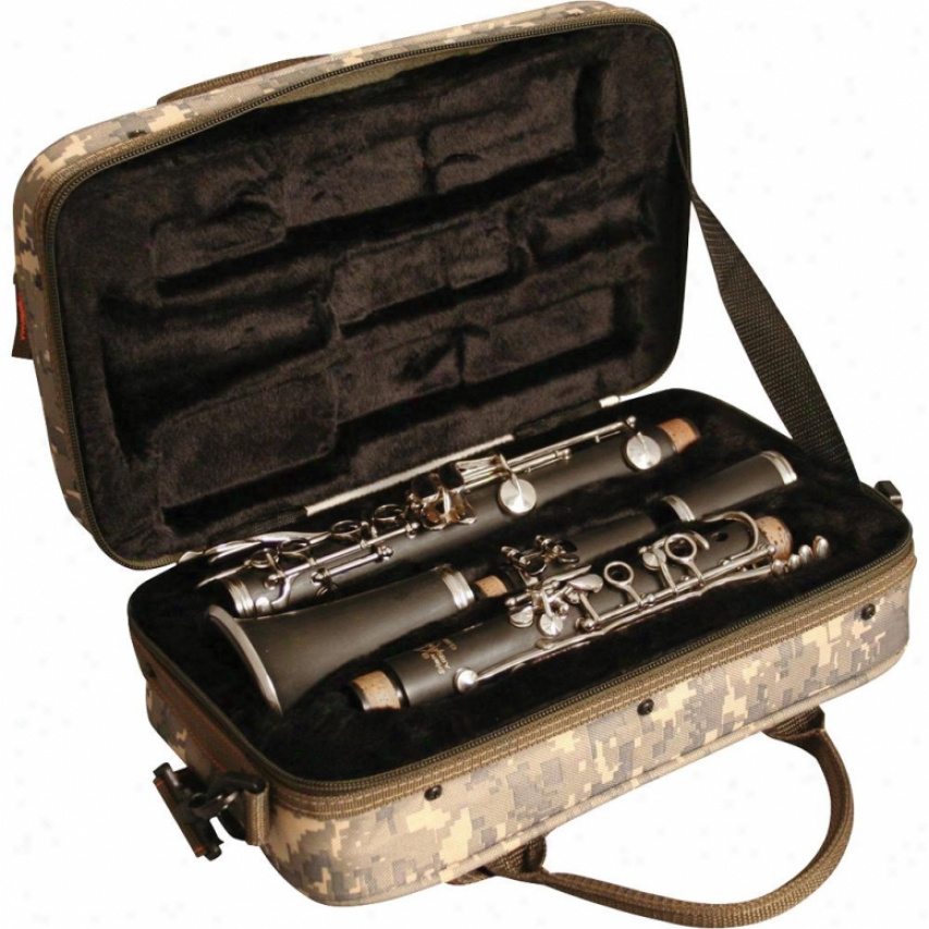 Gator Cases Clarinet Band Case - Camo