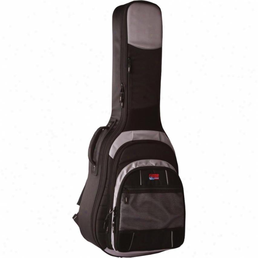 Gator Cases Commander Series Dr3adnought Guitar Gig Bag Gcomdread