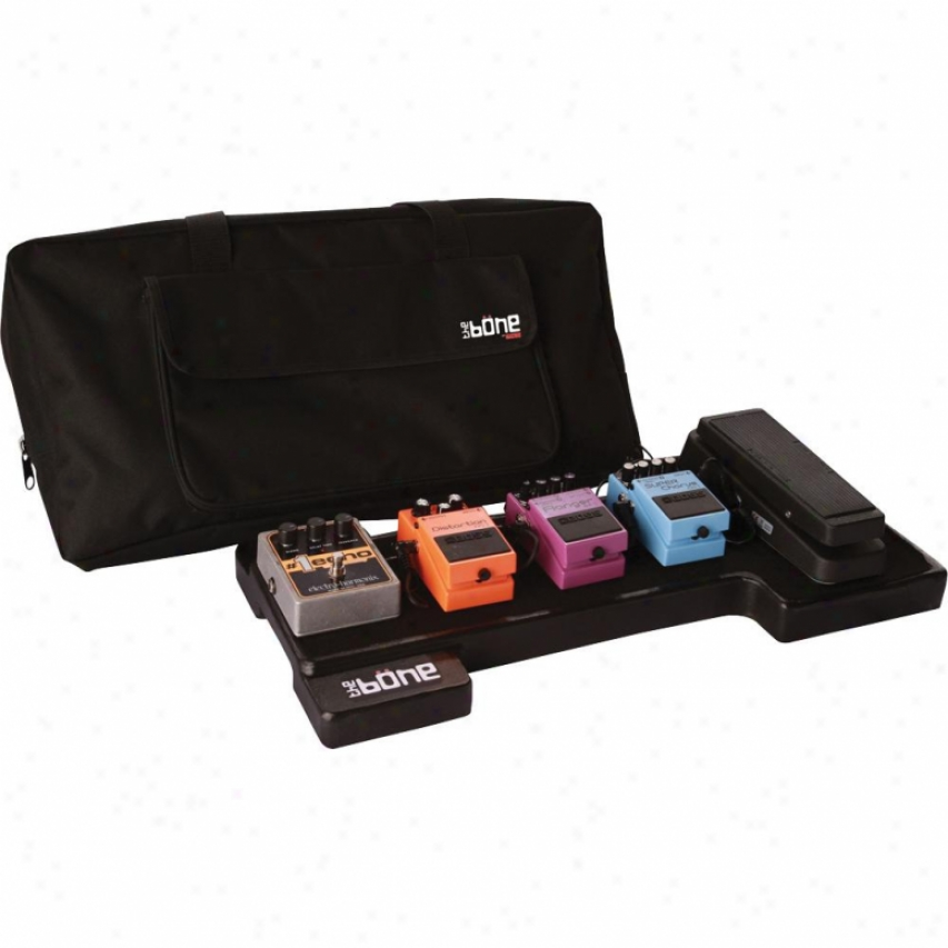 Gator Cases G-bone Pedalboard With Carry Sack