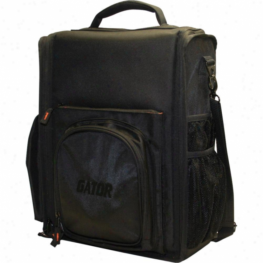 Gator Cases G-club Dj Bag - Black