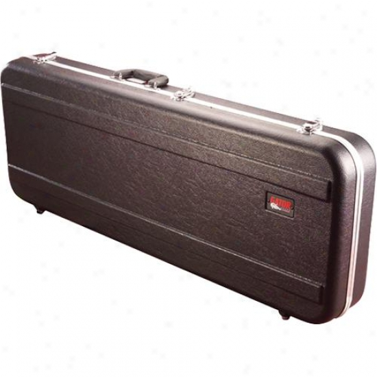 Gator Cases Gcelectrica Deluxe Abs Case During Electric Guitar