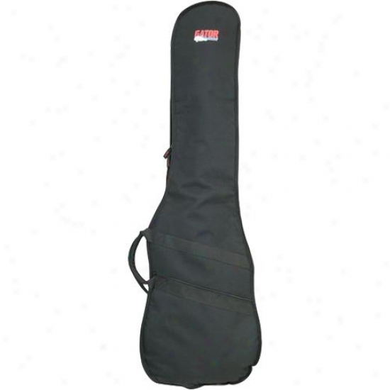 Gator Cases Gig Bag For Bass Guitar - Black