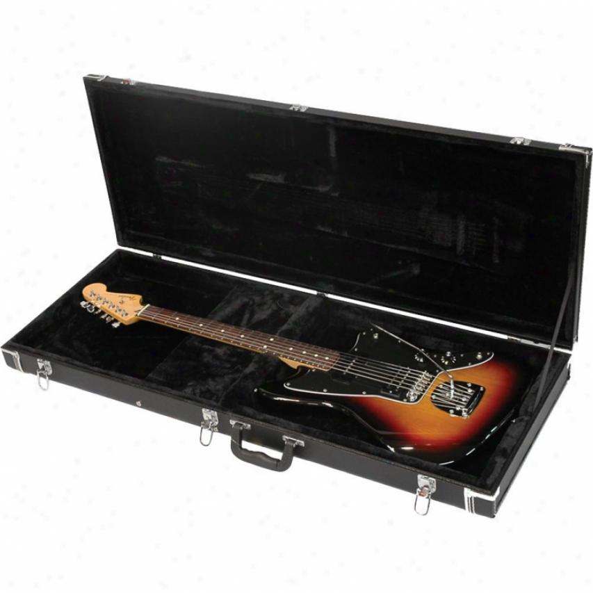 Gator Cases Jaguar Style Guitar Wood Case - Gwe-jag