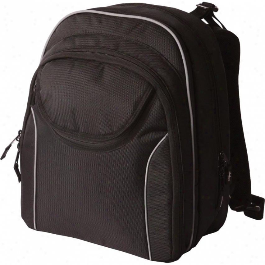 Gator Cases Mobile Studio Backpack - Black - G-media Pro Bp