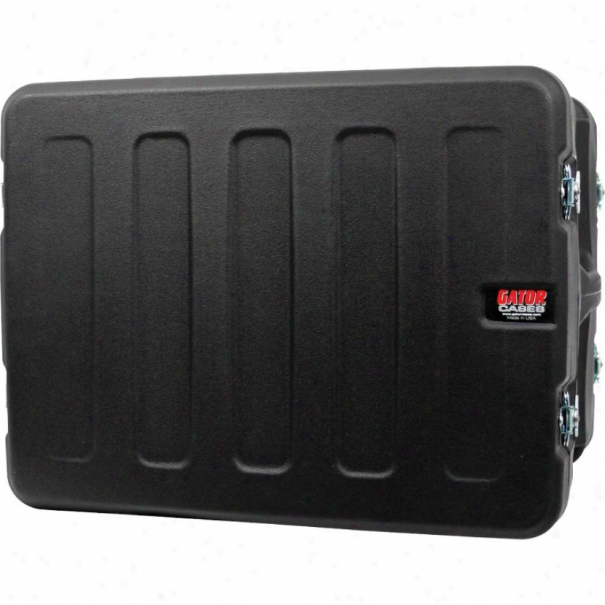 "Gator Cases Pro Series Molded Mil Grade 12u 19"" Deep Pe Rack Case"