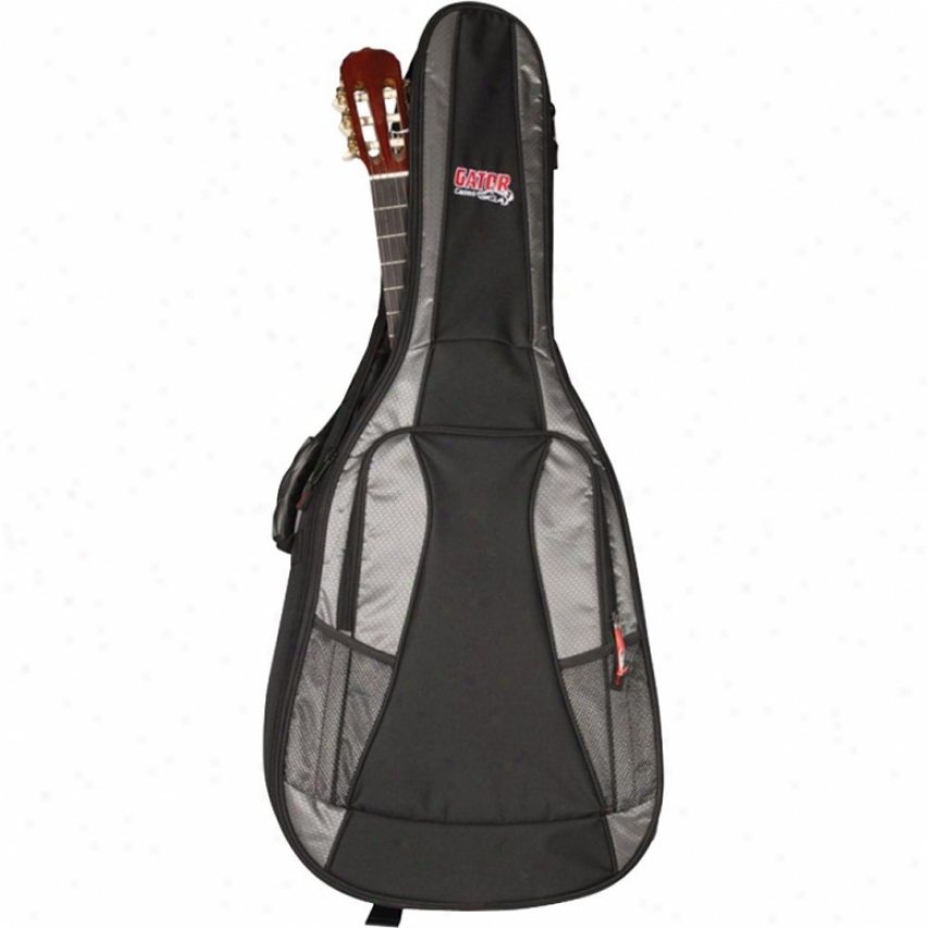 Gator Cases Sling Gig Bag For Classical Guitar - Black