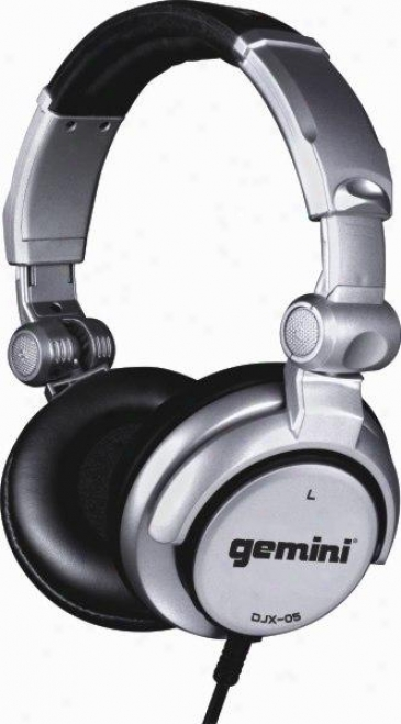 Gemini Djx-05 Professional Dj Hsadphones
