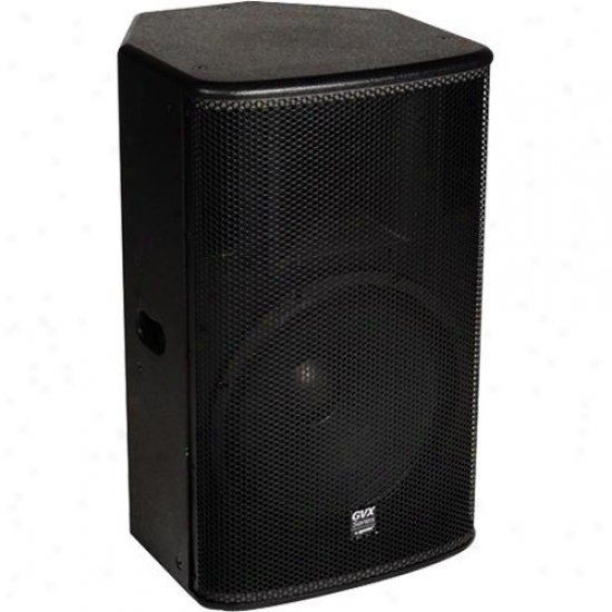 "Gemini Gvx-15p Powered 15"" Speaker"