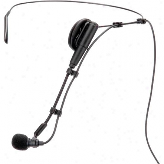 Gemini Hsl-10 Combo Headset Microphone W/ Detachable Lavalier