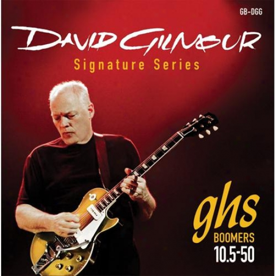 Ghs Strings David Gilmour Signature Electric Guitar Strings - Gb-dgg