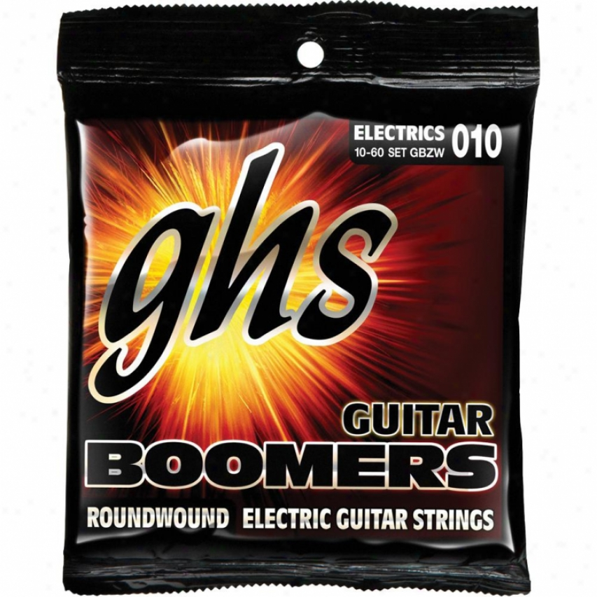 Ghs Strings Gbzw Boomers Heavyweight Guitar Strings