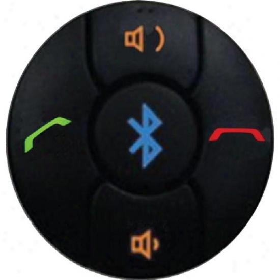 Got2b Bluetooth Installed Carkit W/round Dash Control
