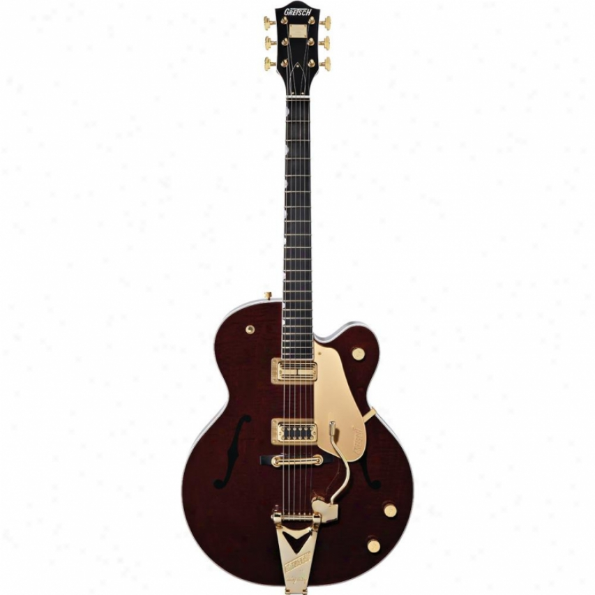Gretsch Guitars G6122-1959 Chet Atkins Country Man of good breeding Guitar - Walnut Stain