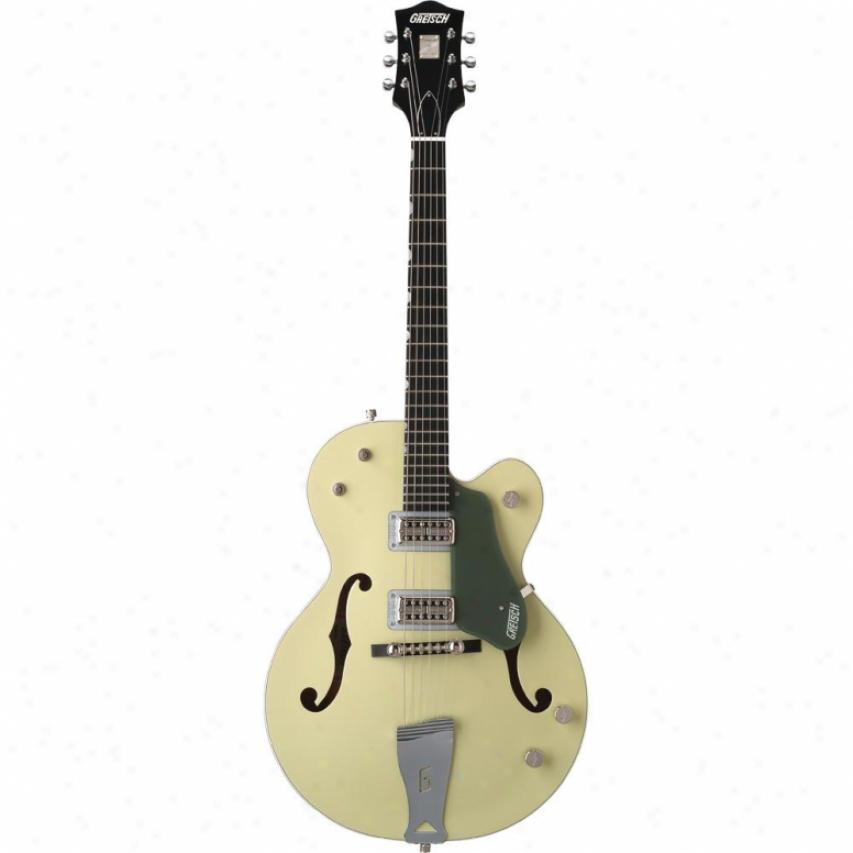Gretsch® Guitars G6118 Anniversary Electric Guitar - Smoke Green