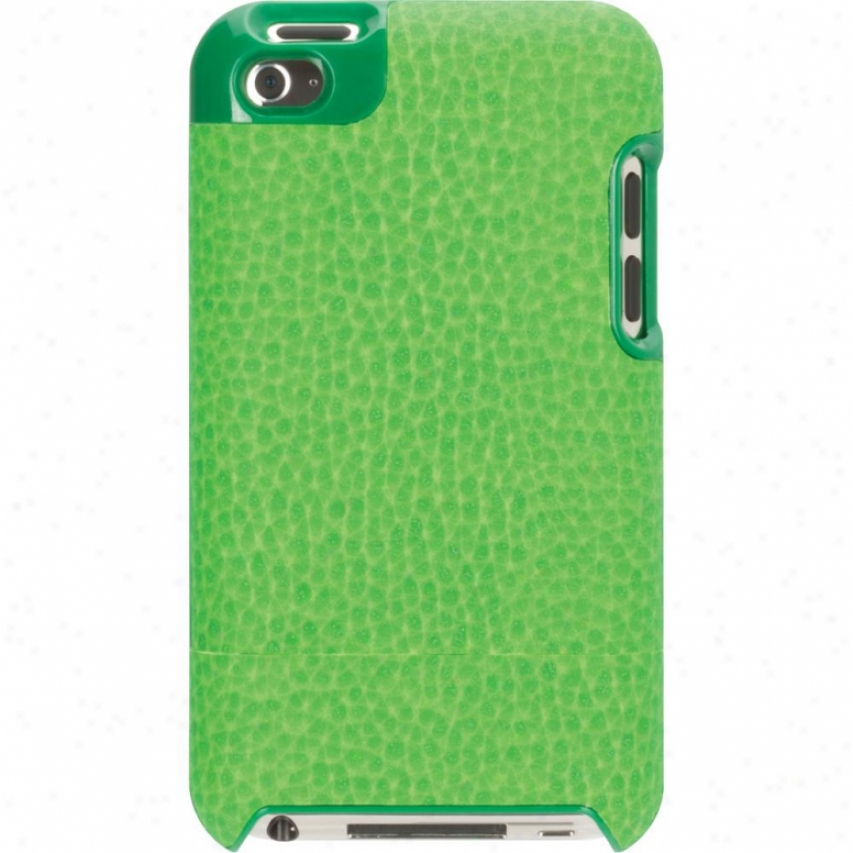 Griffin Technology Elan Form Color Shift Case For Ipod Touch - Green To Yellow