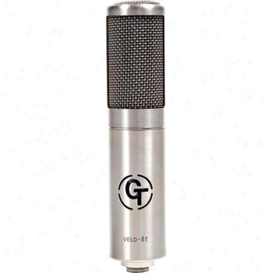 Groove Tubes 931-1011-000 Velo-8t Tube Ribbon Microphone