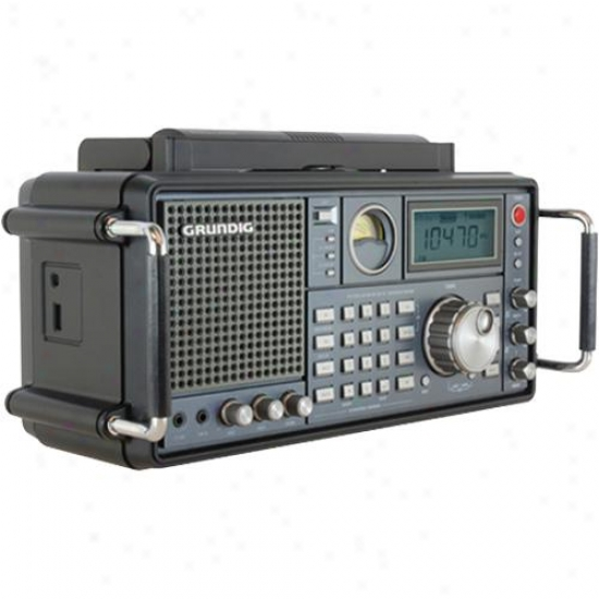 Grundig Satellit 750 Am/fm-stereo Shortwave/aircraft Company Radio With Ssb
