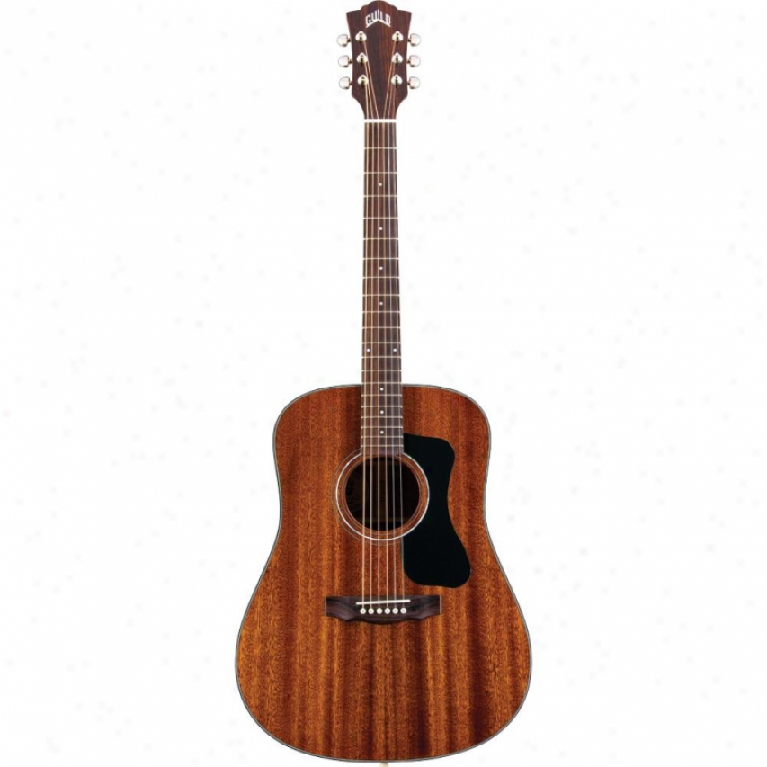 Guild Guitars D-125 Acoustic Guitar - Nztural