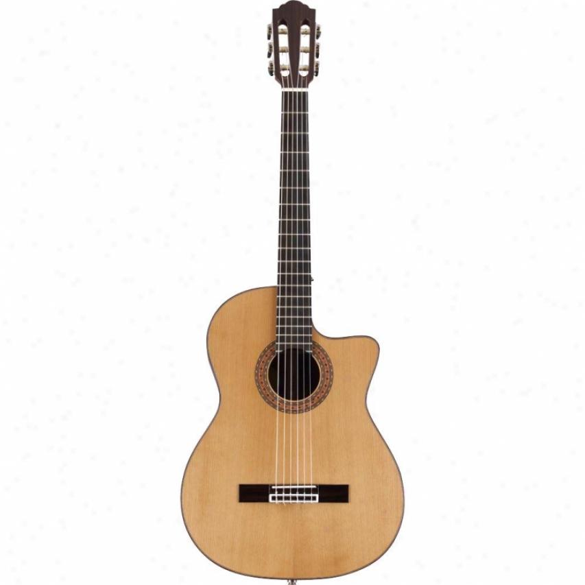 Guild Guitars Gn-5 Rosewood Nylon Cutsway Guitar - Natural