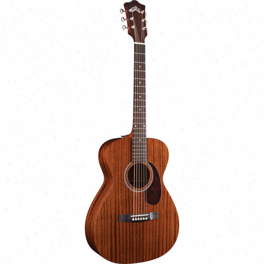Guild Guitars M-120e Acoustic/electric Guitar - Natural - 381-8106-821