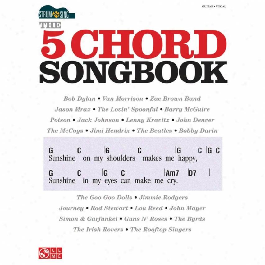 Hal Leonard 2501718 5 Chord Songbook