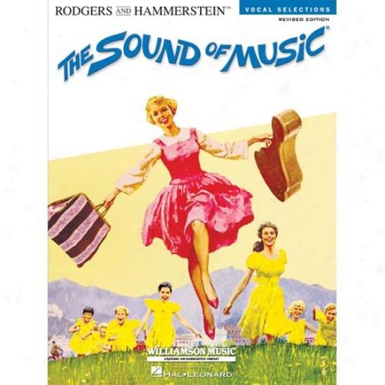 HAL LEONARD 312392 The Sound Of Music Revised Vocal